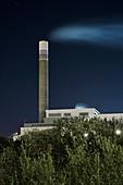 Stoke-on-Trent refuse incinerator
