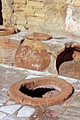 Roman oven,Herculaneum