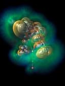 Platinum catalyst molecular modelling