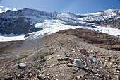 Glacial moraine