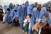 Afghanistan women and children