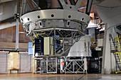 Mount Palomar telescope eyepiece