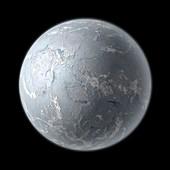 Sturtian glaciation,Cryogenian period