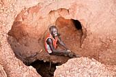 Artisan miner,Kenya
