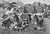 Old Summer Palace,Beijing,1850s