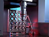3D measurement machine calibration