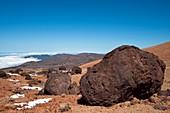Volcanic 'eggs',Canary Islands