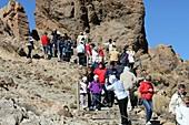Geology tourism,Tenerife