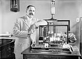 Charles Marvin,American meteorologist