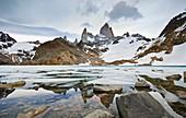 Mount Fitzroy,Argentina