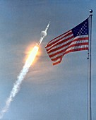 Apollo 11 launch,16 July 1969