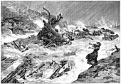 Johnstown Flood,May 1889