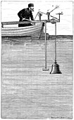Speed of sound experiment,1826