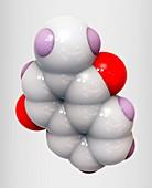 Vitamin K3 molecule