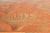 Sand dunes,Namibia
