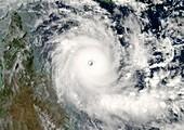 Cyclone Ingrid,2005
