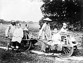 Passenger wheelbarrows,China