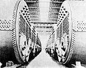 Titanic's boilers