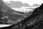 Grinnell Glacier,Montana,USA,in 1900