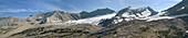 Sperry Glacier,Montana,USA,in 2008