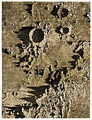 Lunar craters,19th century