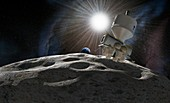 Space exploration,artwork