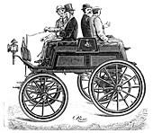 Lefebvre petrol car,1897