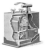 Blasting trigger mechanism,artwork
