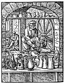 Tinsmiths,artwork