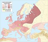 Black Death in Europe,14th century