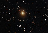 Galaxy cluster Abell 2261,HST image