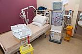 Haemodialysis suite