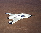 X-45A Unmanned Combat Air Vehicle