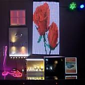 Liquid-cooled LED bulb technology