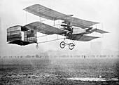 Farman aeroplane,1909
