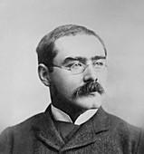 Rudyard Kipling,British poet and author