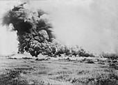 British flamethrower,World War I
