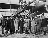Italian aircraft production,World War I