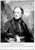 Henry de la Beche,British geologist