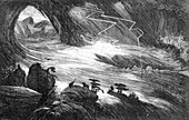 Asian Flood,19th-century deluge theory