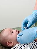 Rotavirus vaccination