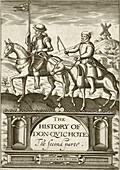 Don Quixote (Part Two),1620 edition