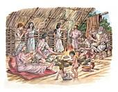 Bronze Age human culture,artwork