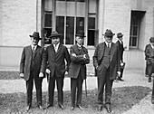 Third US national radio conference,1924
