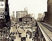 Herald Square,New York City,1921