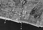 Brighton,historical aerial photograph