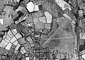 Gatwick,historical aerial photograph