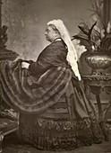 Queen Victoria,British monarch