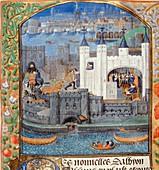 Duke of Orleans,Tower of London,1430s