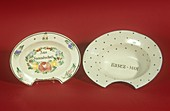 Barber's bowls,19th century